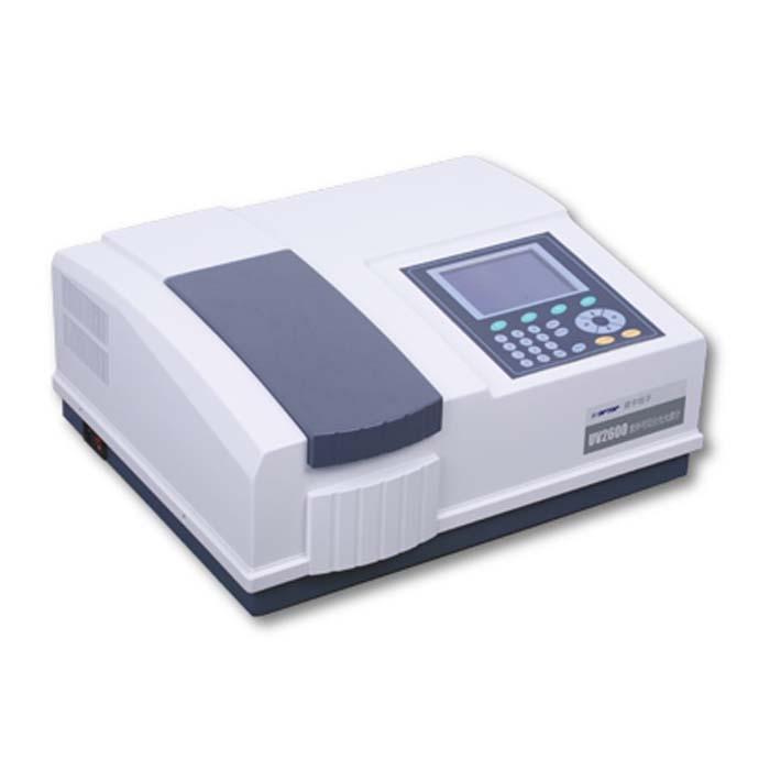 紫外可见分光光度计(双光束)UV2600_上海舜宇恒平科学仪器有限公司