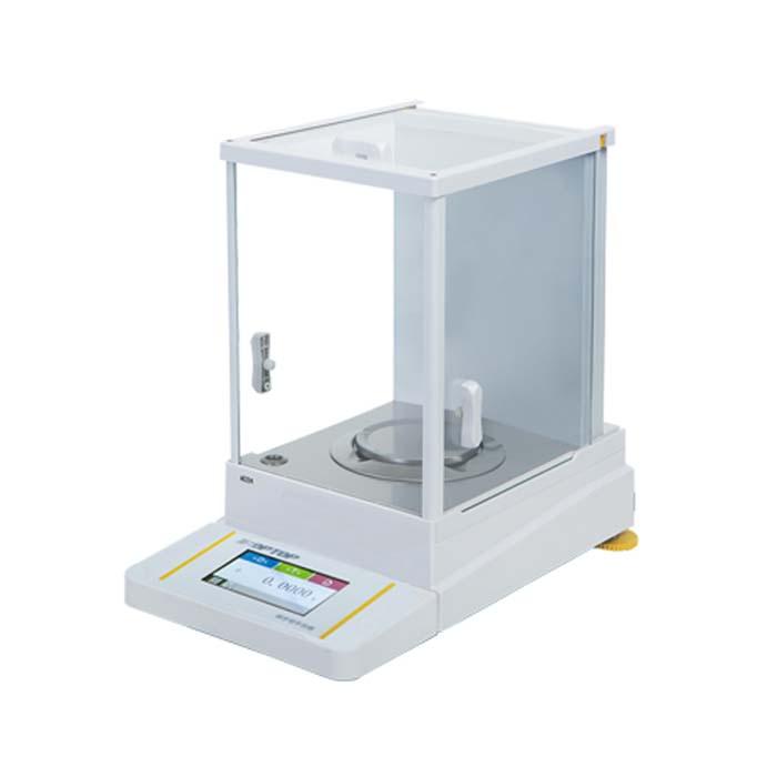 触摸式彩屏分析天平(内校)AE124C上海舜宇恒平科学仪器有限公司